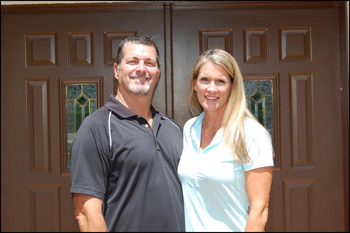 About Dennis and Liz of Argos Homewatch